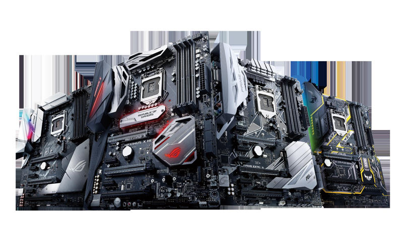 Asus anuncia sus nuevas placas base de la plataforma Z370