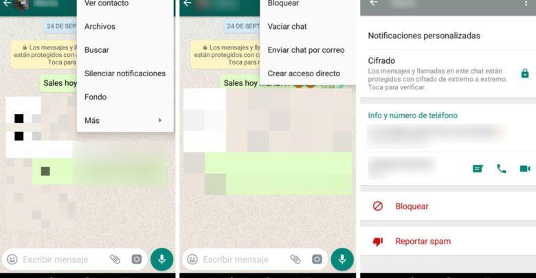 Photo of Cómo bloquear a alguien en WhatsApp