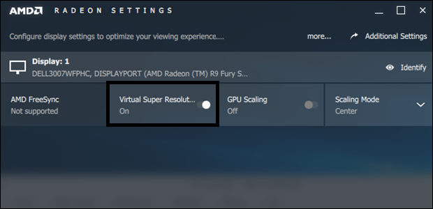 Cómo mejorar la calidad gráfica de los juegos mediante el supersampling