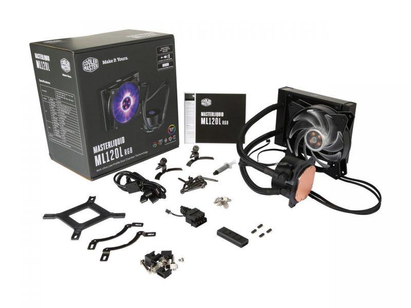 Cooler Master ML120L - ML240L RGB2