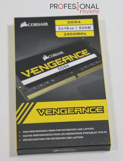 Corsair Vengeance SO-DIMM ddr4