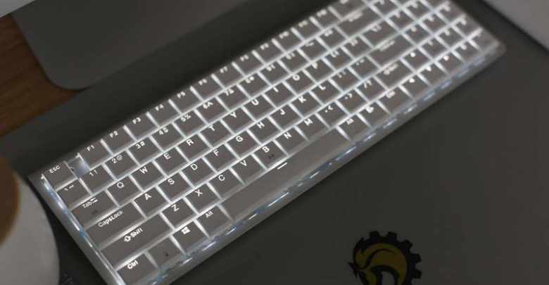 Photo of Drevo Vrangr, nuevo teclado mecánico wireless de bajo perfil