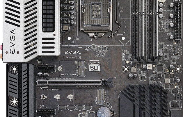 Photo of EVGA introduce sus nuevas placas base Z370