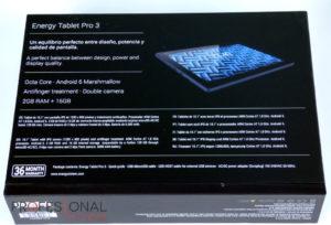 Energy Sistem Energy Tablet Pro 3