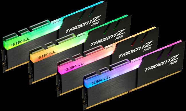 G.SKILL Trident Z RGB 4266 MHz