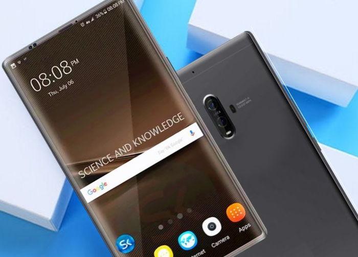 Huawei Mate 10 saca pecho con su batería