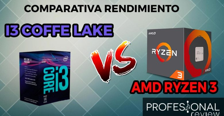 Photo of Intel Core i3 8100 vs i3 8350K vs AMD Ryzen 3 1200 vs AMD Ryzen 1300X (Comparativa)