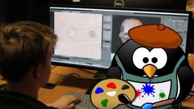 Photo of Los mejores editores de gráficos e imágenes en Linux