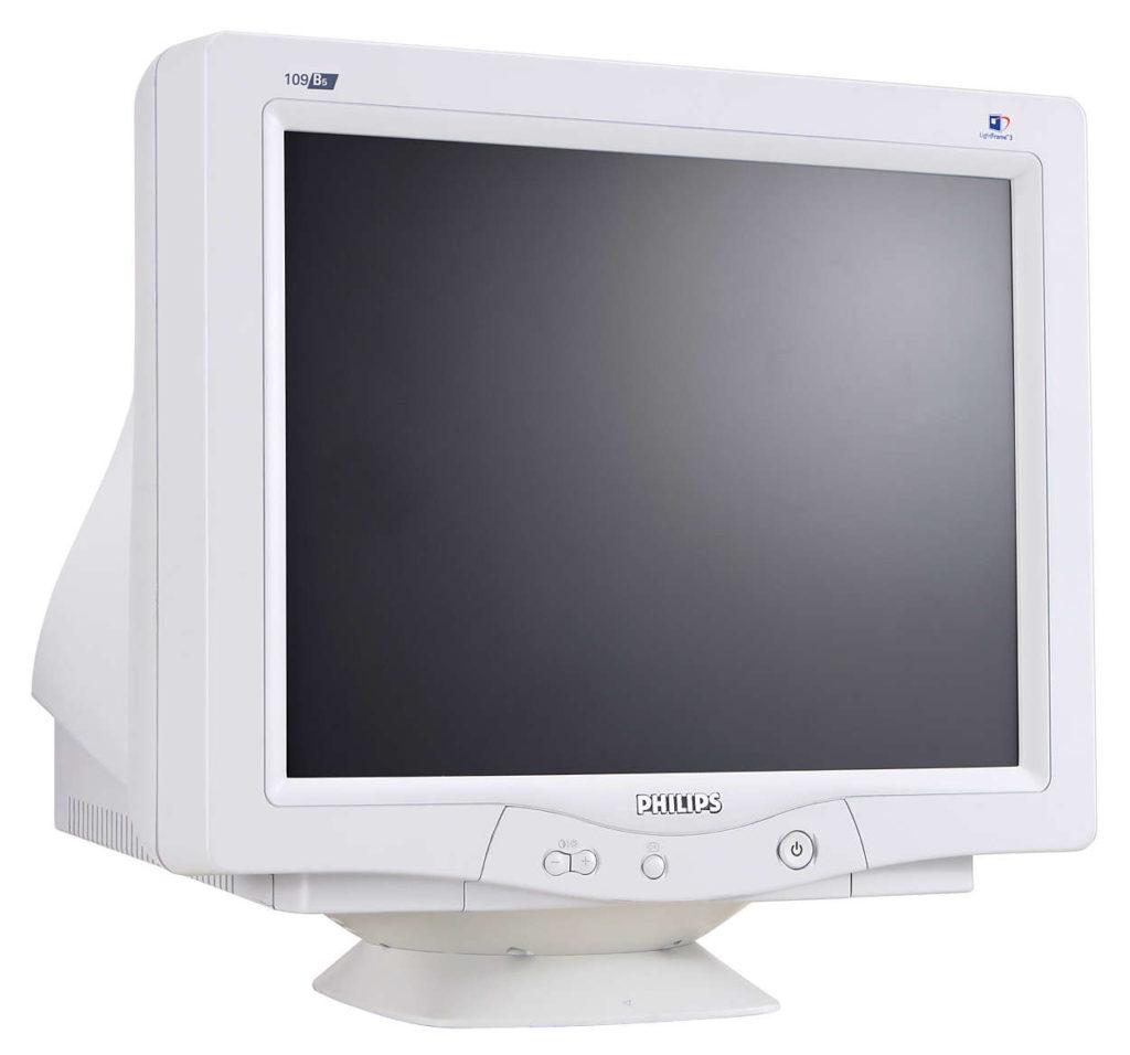 Monitor CRT Philips