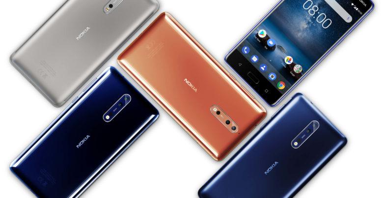 Photo of El Nokia 8 recibe la actualización a Android Pie