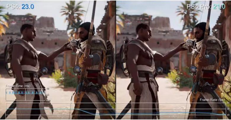 Photo of PlayStation 4 Pro se queda pequeña ante Assassin's Creed Origins