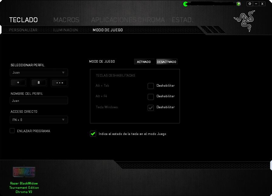 Razer BlackWidow Tournament Edition Chroma V2 Review