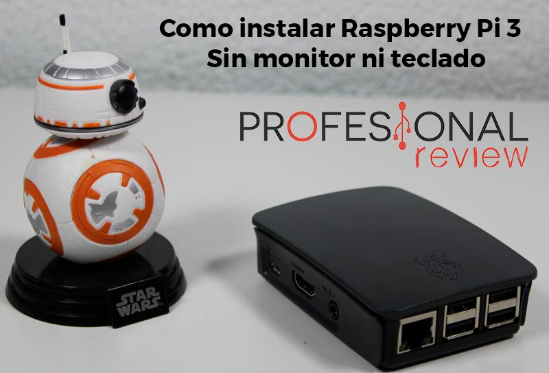 Como configurar Raspberry Pi sin teclado ni monitor conectados