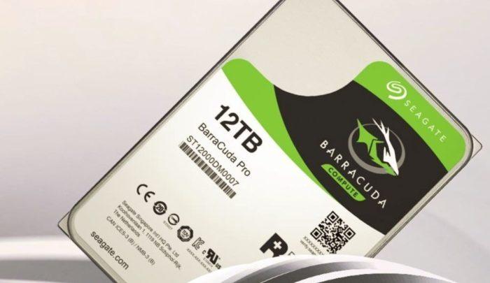 Photo of Seagate lanza el primero disco de 12 TB para el consumo masivo