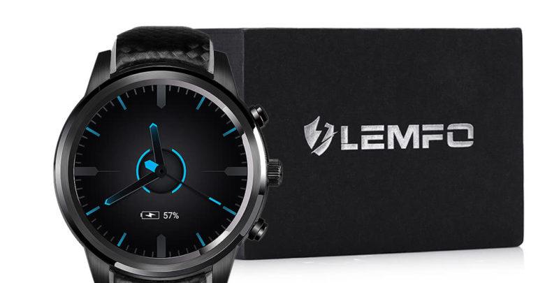 Photo of Llévate 20 dólares de descuento en este smartwatch de LEMFO
