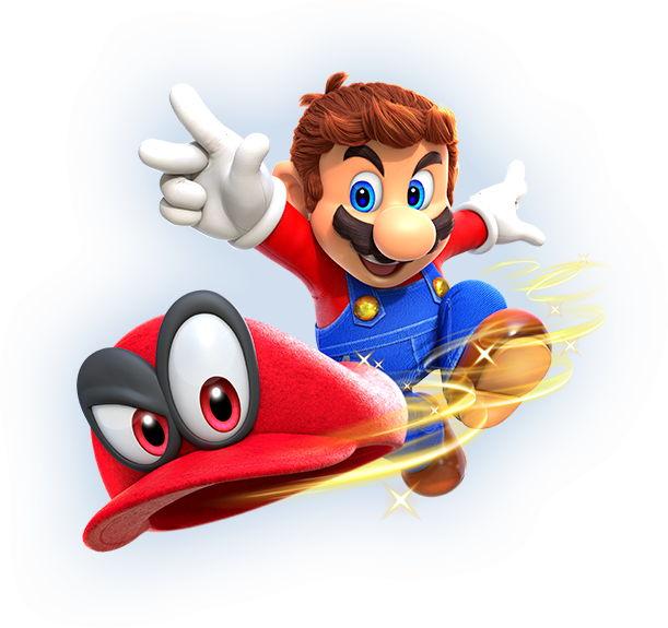 Super Mario Odyssey arrasa en ventas