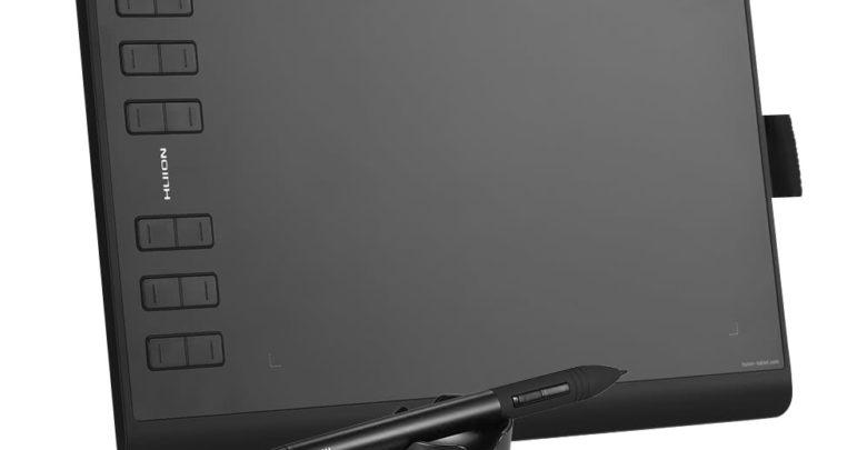 Photo of Tableta gráfica de HUION en oferta por 57,95 euros