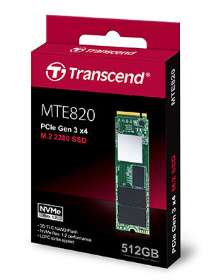 TranscendMTE820 y JetDrive 820