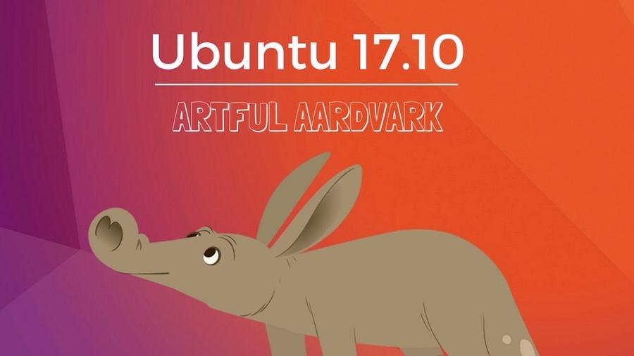Cómo actualizar a Ubuntu 17.10 Artful Aardvark
