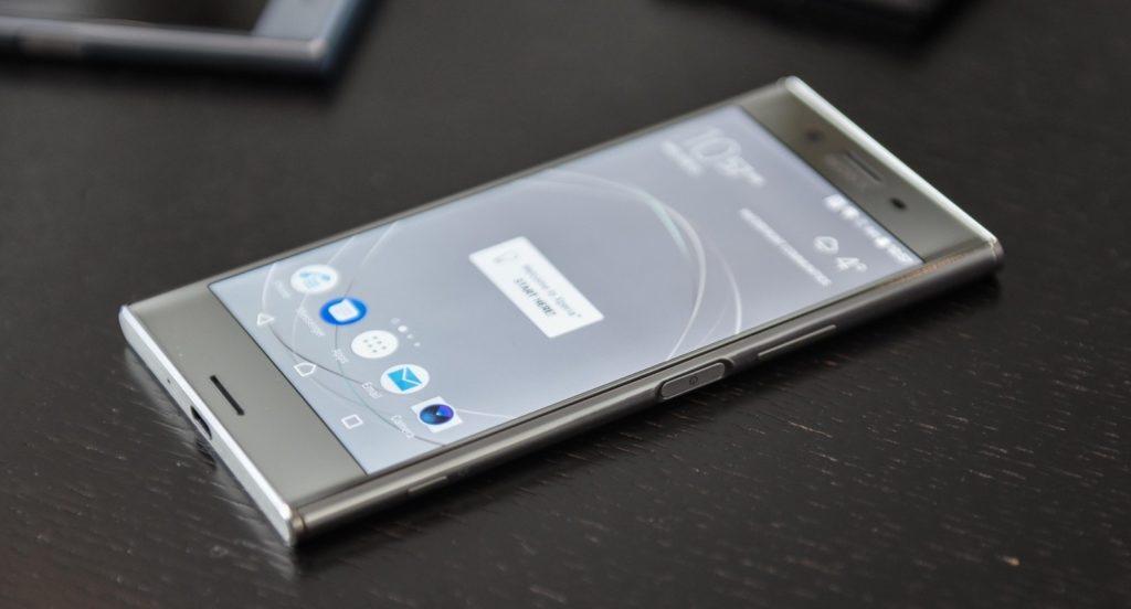 El Sony Xperia XZ Premium recibe la actualización a Android Oreo