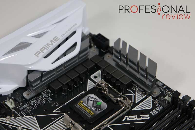 Asus Prime Z370-A review