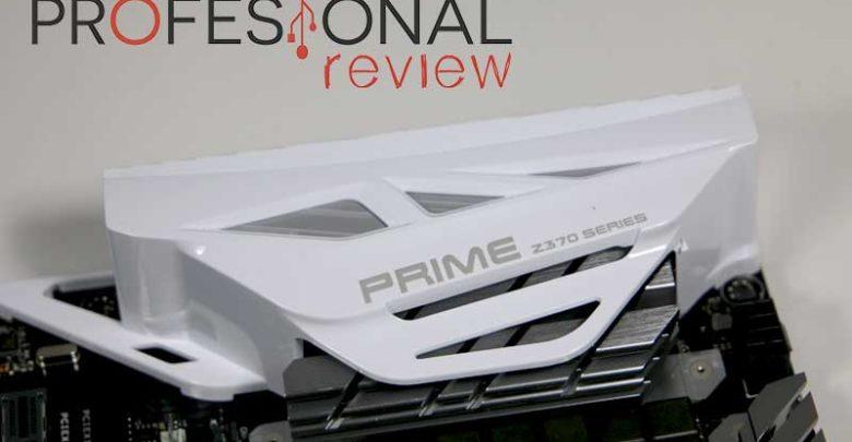 Photo of Asus Prime Z370-A Review en Español (Análisis completo)