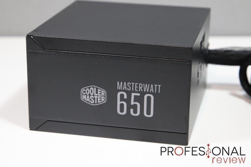 Cooler Master Masterwatt 650W review