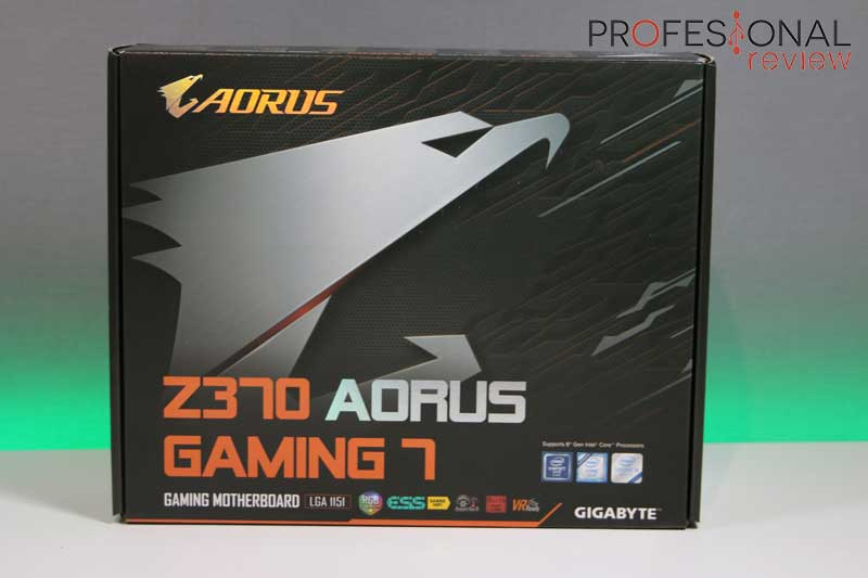 Gigabyte Aorus Z370X Gaming 7 review