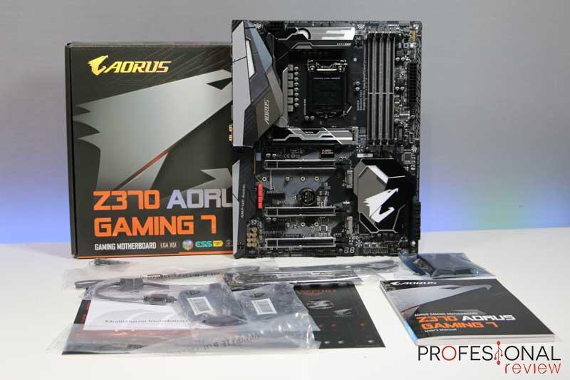 Gigabyte Aorus Z370X Gaming 7