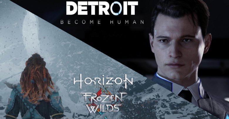 Photo of Entrevista sobre Horizon:The Frozen Wilds y Detroit: Become Human para PS4