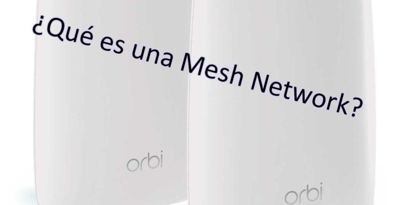 Photo of Qué es una Mesh Network o Red inalámbrica mallada