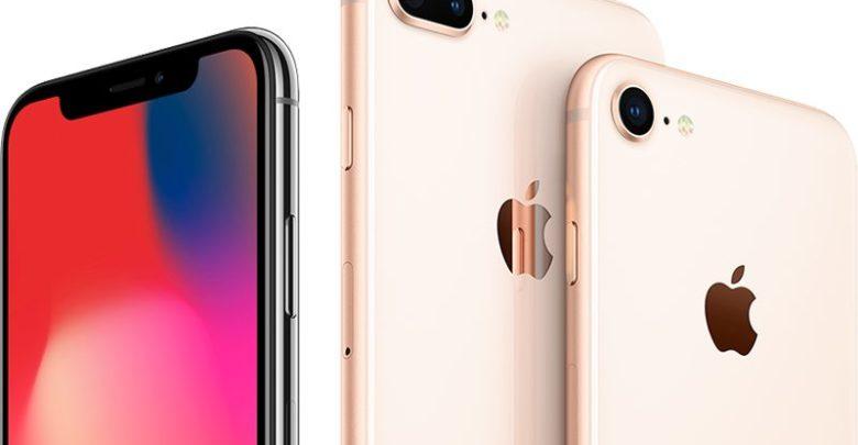 Photo of La popularidad del iPhone 8 Plus y iPhone X hunde la producción del iPhone 8