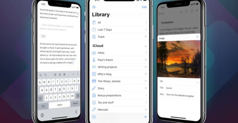 Photo of Ulysses se rediseña para el iPhone X y agrega soporte para Face ID