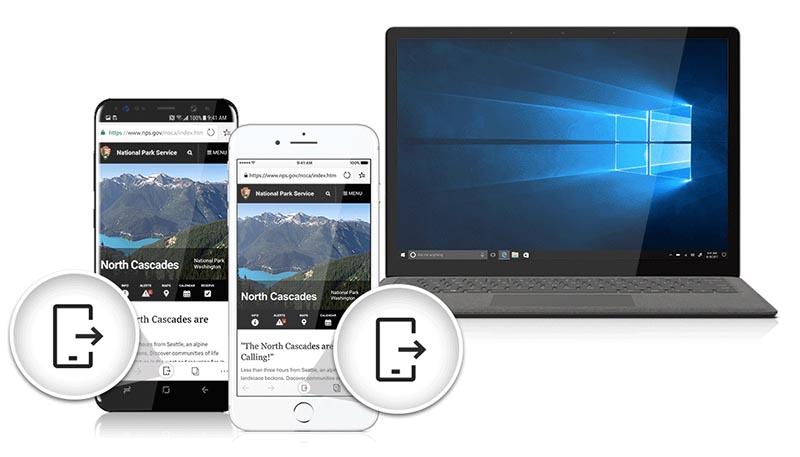 Microsoft lanza Edge para iPhone