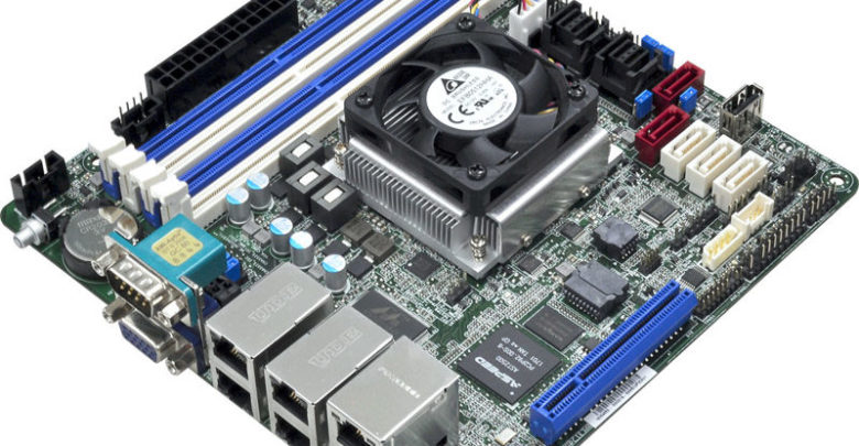 Photo of Nueva placa base Mini-ITX ASRock C3758D4I-4L con un SoC Atom de 4 núcleos