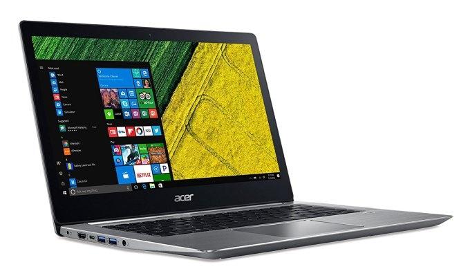 Photo of Acer Swift 3 con CPU AMD Ryzen podría estar en camino
