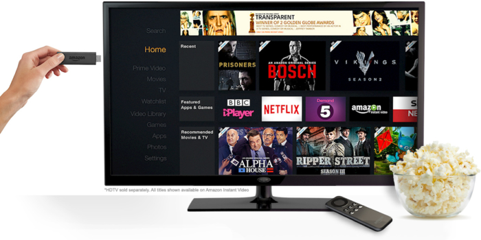 Photo of Amazon Fire TV Stick: El rival de Chromecast ya está disponible