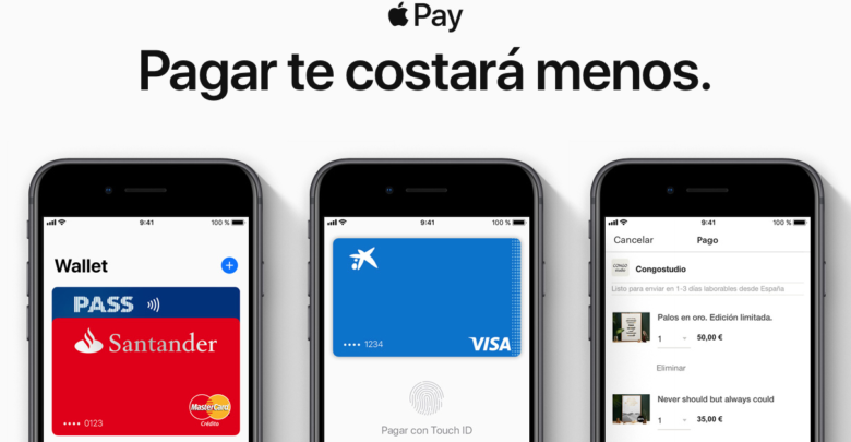 Ya puedes utilizar Apple Pay con OpenBank y N 26