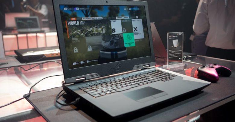 Photo of Nuevo portátil gaming Asus ROG G703 con pantalla a 144 Hz y GTX 1080