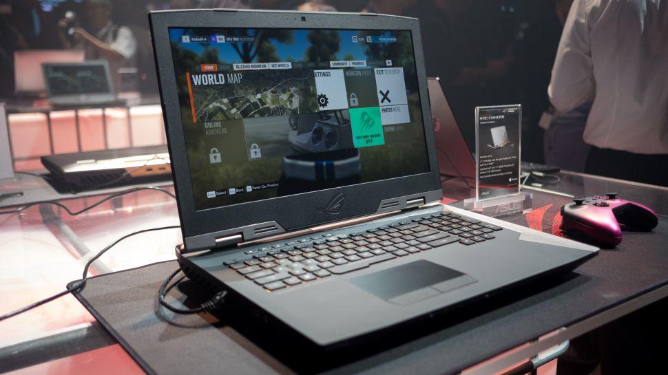 Asus ROG G703 quiere ser el mejor portátil gaming