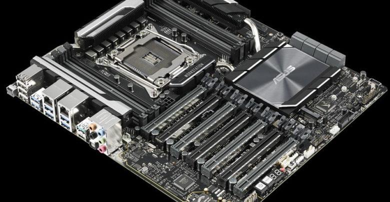 Photo of Asus también anuncia la nueva placa base Asus WS X299 SAGE para Skylake-X