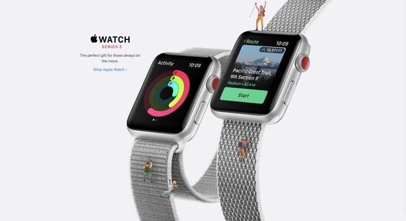 Apple lanza su guía de regalos para Navidad