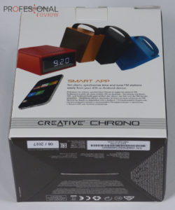 Creative Chrono Review
