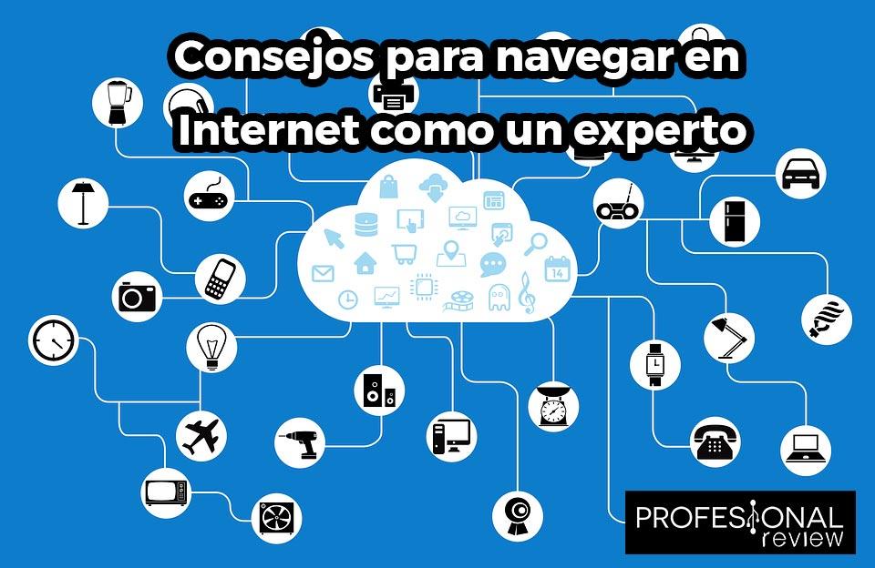 Consejos para navegar en Internet como un experto