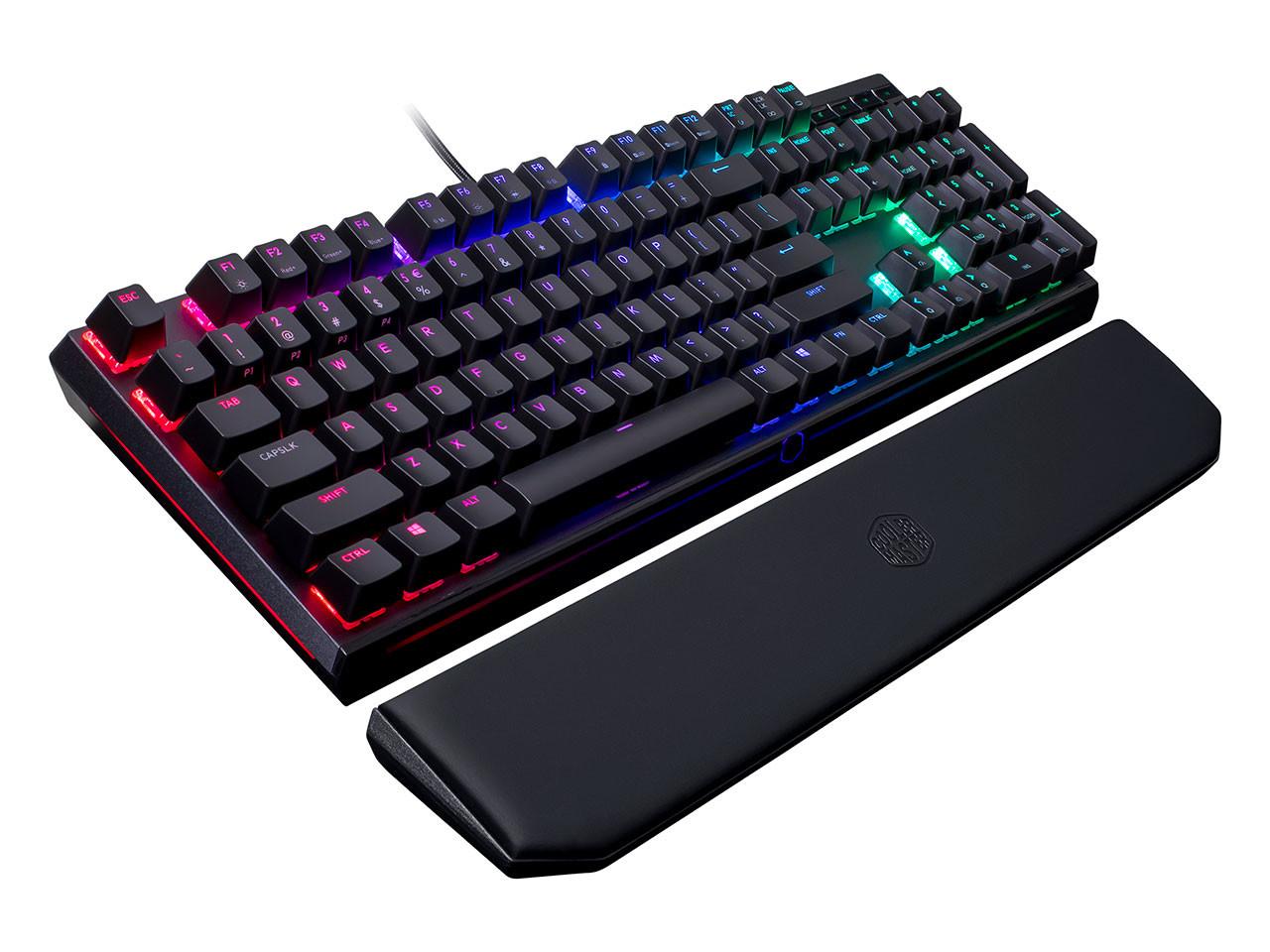 Nuevo teclado Cooler Master MasterKeys MK750