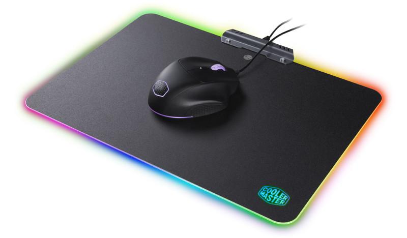 Cooler MasterRGB Hard Gaming Mousepad