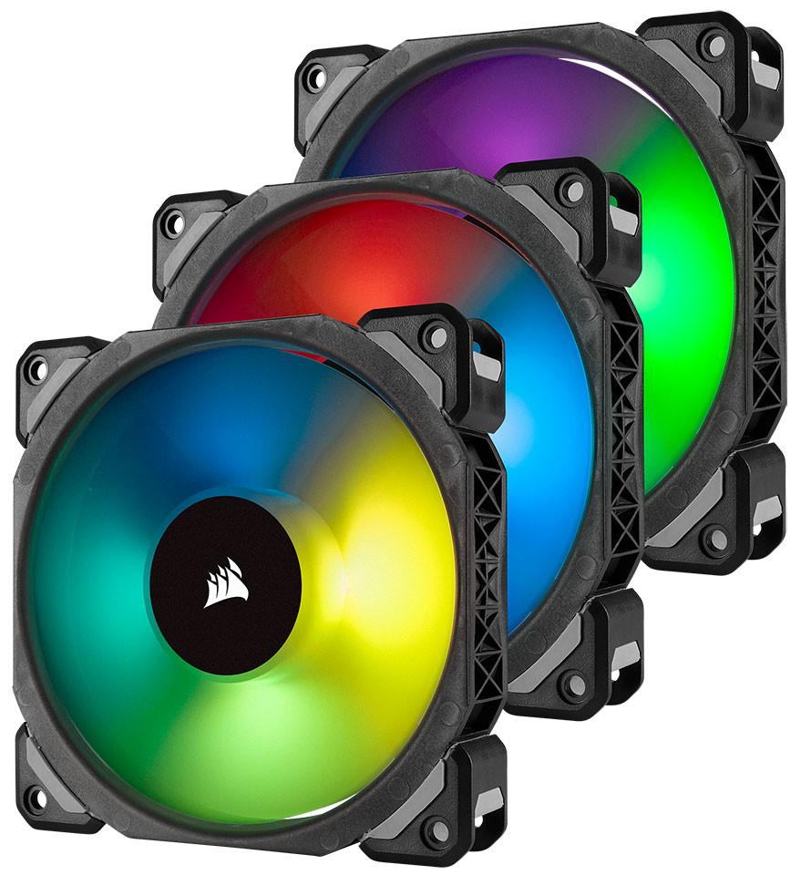 Nuevos ventiladoresCorsair ML PRO RGB