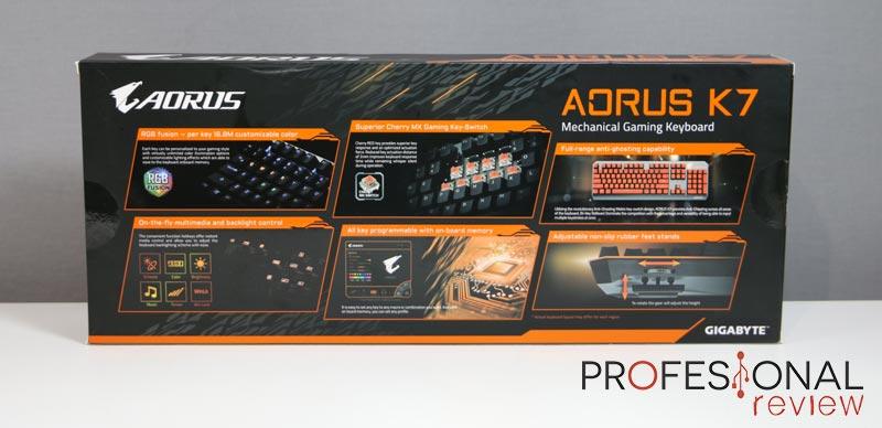 Gigabyte Aorus K7