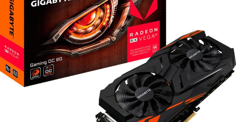 Photo of Anunciadas las nuevas tarjetas gráficas Gigabyte Radeon RX Vega 64 WindForce 2X y RX Vega 56 WindForce 2X