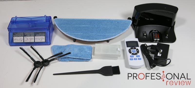 Ilife V5s Pro accesorios